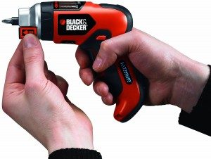 atornillador electrico black decker