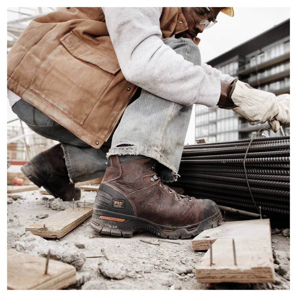 Best Shoes For Construction Workers