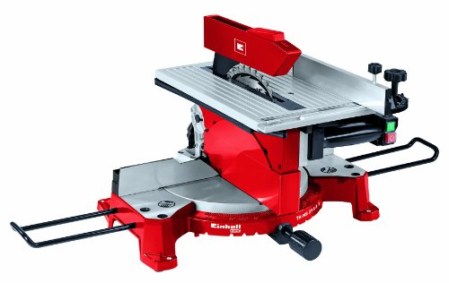 Einhell - TH-MS 2513 T - Ingletadora de doble corte