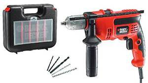 comprar Taladro Black and Decker 710w opiniones