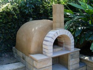 Cómo construir un horno de leña casero
