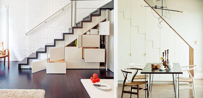 Te falta espacio mira nuestras ideas para espacios for Aprovechar espacios pequenos