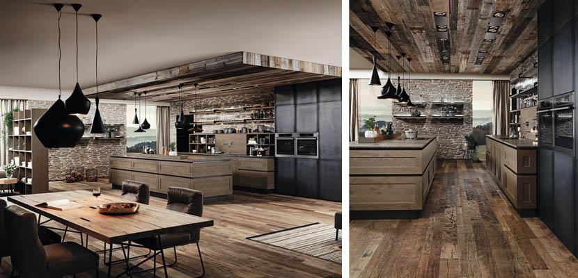Ideas para cocinas r sticas zona herramientas for Cocina rustica que adorna la idea
