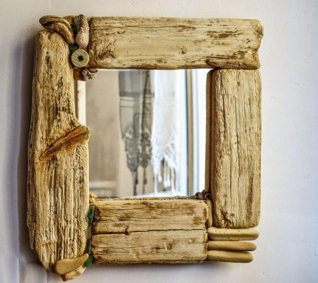 decoración de espejos