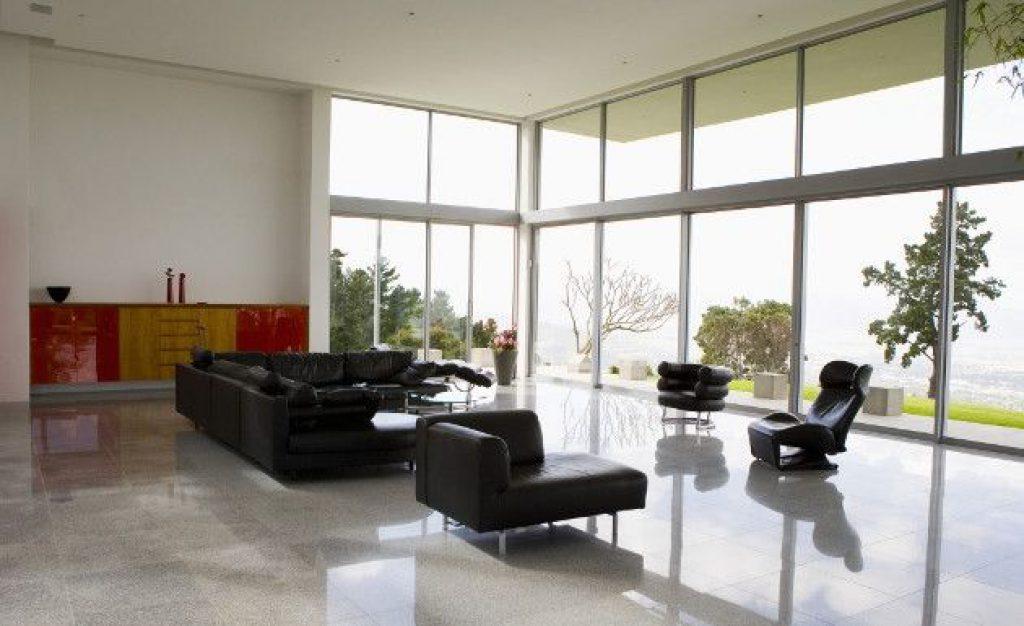 decorar con muebles minimalistas