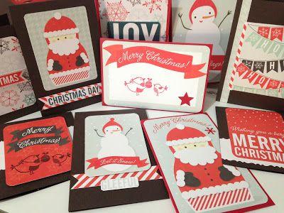 🔝 4 originales ideas para tarjetas navideñas hechas a mano 👍