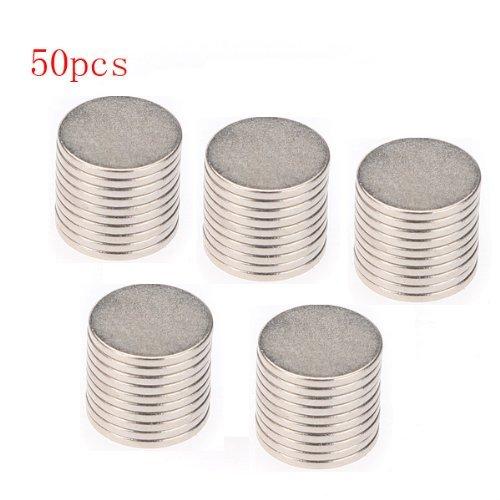 Big Bargain 50 piezas imán neodimio