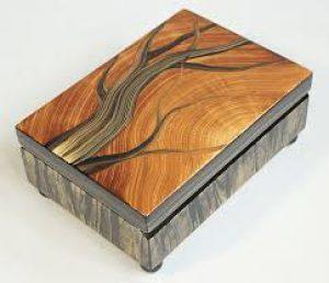 Cómo pintar cajas de madera