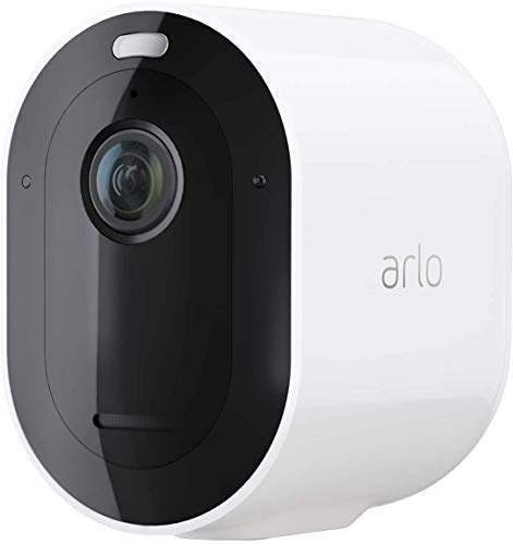 Arlo VMC4040P-100EUS Smart Security Camera, Blanco